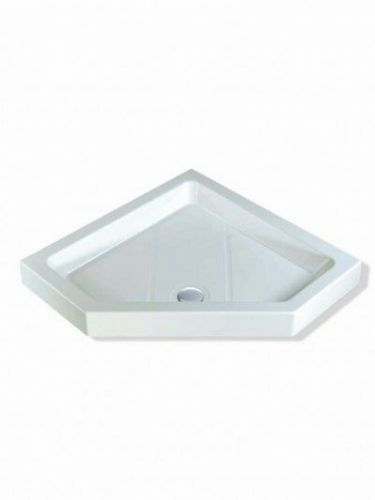 MX CLASSIC NEO ANGLE 1000 x 1000MM SHOWER TRAY INCLUDING WASTE